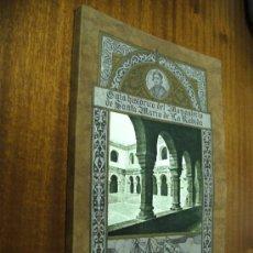 Alte Bücher - GUÍA HISTORICA ILUSTRADA DEL MONASTERIO DE SANTA MARÍA DE LA RÁBIDA / LEÓN VENCE / 1929 - 31330958