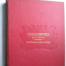 Libri antichi: LOS ESCLAVOS DE LA CULPA. GABORIAU, EMILIO. RAMÓN SOPENA. Lote 31344952