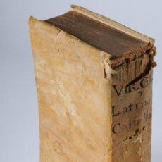 Livres anciens: LIBRO CONTINUACIÓN DE LA ENEIDA DE PUBLIO VIRGILIO MARON, AÑO 1777. Lote 31349715