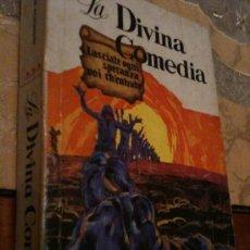 Livres anciens: LA DIVINA COMEDIA- EDICIÓN 1969-BIBLIOTECA SOPENA [TAPA BLANDA (BOLSILLO)] DANTE ALIGHIERI (AUTOR) . Lote 31785243