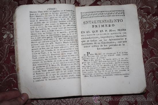 Libros antiguos: 0864- CARTA REFRACTARIA DE JUAN ANTONIO RAMIREZ CLARO ESCRITA A ANTONIO DE VARGAS MÁLAGA 1789 - Foto 3 - 31662136