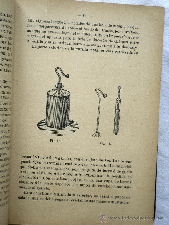 Libros antiguos: GUIA PRÁCTICA DEL AFICIONADO ELECTRICISTA - E. KEIGNART - P. ORRIER EDITOR - AÑOS 20 - Foto 5 - 31700725