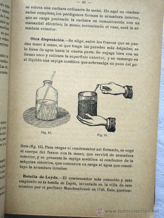 Libros antiguos: GUIA PRÁCTICA DEL AFICIONADO ELECTRICISTA - E. KEIGNART - P. ORRIER EDITOR - AÑOS 20 - Foto 6 - 31700725