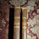 Libros antiguos: 1585- 'GUIA DE ALCALDES Y AYUNTAMIENTOS' POR FCO. JORJE TORRES 2 TOMOS IMP. CORRALES MADRID 1847. Lote 31766719