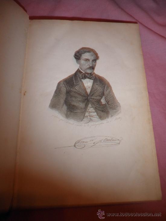 Libros antiguos: JUANA DE CASTILLA Y D.FELIPE EL HERMOSO - D.F.JOSE ORELLANA - AÑO 1856 - BELLOS GRABADOS. - Foto 2 - 31780555