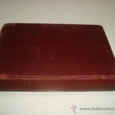 Libros antiguos: LA MADRE NATURALEZA - TOMO IV DE LAS OBRAS COMPLETAS DE EMILIA PARDO BAZÁN - ED. PUEYO. Lote 31813716