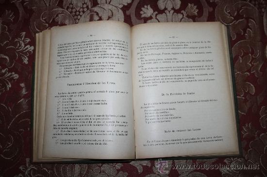 Libros antiguos: 0688- 'TENEDURIA DE LIBROS Ó CLAVE DE LA PARTIDA DOBLE' POR JAIME MILLET Y OLIVER - 1907 - Foto 5 - 31876133