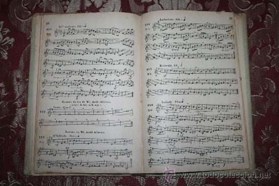 Libros antiguos: 1581- 'SOLFÈGE DES SOLFÈGES' PAR A. DANHAUSER EDITEURS DE MUSIQUE LEMOINE & FILS - Foto 5 - 31876145