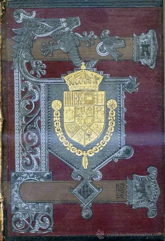 LAFUENTE : HISTORIA GENERAL DE ESPAÑA TOMO VI (1888) (Libros Antiguos, Raros y Curiosos - Historia - Otros)
