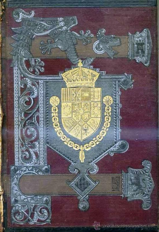LAFUENTE : HISTORIA GENERAL DE ESPAÑA TOMO XXII (1890) (Libros Antiguos, Raros y Curiosos - Historia - Otros)