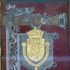 Libros antiguos: LAFUENTE : HISTORIA GENERAL DE ESPAÑA TOMO XXII (1890). Lote 52167573