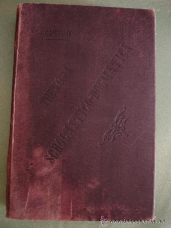 Libros antiguos: institutiones THEOLOGIA SCHOLASTICA DOGMATICA thomae aquinatis DOS TOMOS 1897 - Foto 2 - 33472756