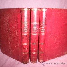 Libros antiguos: CANDELAS Y LOS BANDIDOS DE MADRID - D.A.GARCIA DEL CANTO - AÑO 1885 - BELLOS GRABADOS.. Lote 31923941