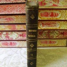 Libros antiguos: HISTORIA NATURAL DEL JENERO HUMANO . ( TOMO II ) . AUTOR : VIREY, J.J.. Lote 31938480