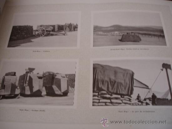 Libros antiguos: GUERRA DE MARRUECOS DEL RIF 1925 (Henry Clerisse: La Guerre du Rif et la Tache de Taza) - Foto 7 - 32008186
