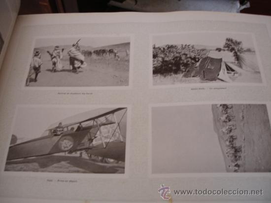 Libros antiguos: GUERRA DE MARRUECOS DEL RIF 1925 (Henry Clerisse: La Guerre du Rif et la Tache de Taza) - Foto 4 - 32008186