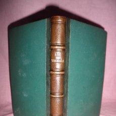 Libros antiguos: LA TIERRA POR D.CELSO GOMIS - AÑO 1877 - OBRA ILUSTRADA CON BELLOS GRABADOS.. Lote 32031065