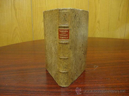 CAPULLOS DE NOVELA. 1914 ANTONIO DE VALBUENA (Libros Antiguos, Raros y Curiosos - Literatura - Otros)