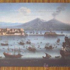 Libros antiguos: LA FAMILIA REAL EN LA ARMADA ESPAÑOLA .. SEGÚN GUILLERMO GONZÁLEZ DE ALED. Lote 32088448