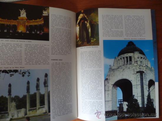 Libros antiguos: America en Color - Mexico-Estados Unidos / 2 tomos, historia, arte, paisaje, cultura, folklore. - Foto 4 - 32103580