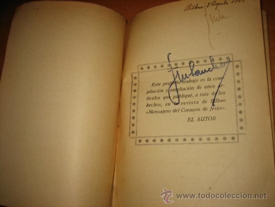Libros antiguos: BODAS DE PLATA DE LA JORNADA SANGRIENTA PERO GLORIOSA PARA EL CATOLICISMO EN BILBAO 11.10.1903 - Foto 5 - 32105430
