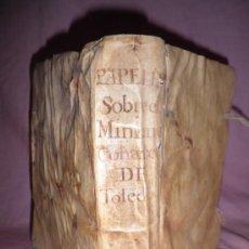 Libros antiguos: DISPUTA ENTRE JESUITAS Y THOMISTAS - SALVADOR COLLADOS - AÑO 1731.MONUMENTAL OBRA.. Lote 32119427