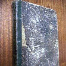 Libros antiguos: NUEVOS ELEMENTOS DE HISTORIA NATURAL / ZOOLOGIA / I. BOLIVAR Y S. CALDERON / MADRID 1900. Lote 32124079