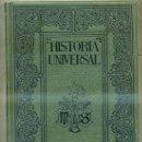 Libros antiguos: ONCKEN : Hª UNIVERSAL 35 - RESTAURACIÓN Y REVOLUCIÓN -1815 A 1851 (MONTANER & SIMON, 1934). Lote 32142415