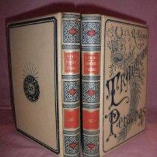 Alte Bücher - TRADICIONES PERUANAS - RICARDO PALMA - AÑO 1893 - BELLOS GRABADOS. - 32177379