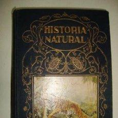 Libros antiguos: HISTORIA NATURAL POPULAR - CELSO ARÉVALO (1931). Lote 32206219
