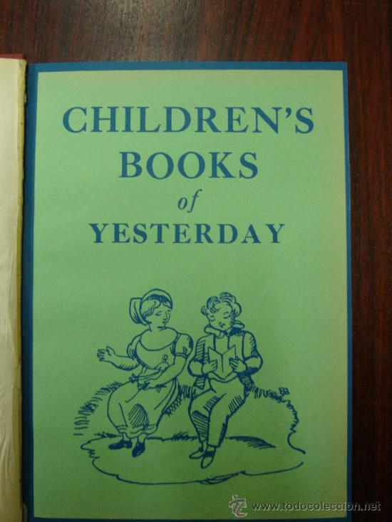 CHILDREN´S BOOKS YESTERDAY. 1933. THE STUDIO SPECIAL AUTUMN NUMBER. ENCUADERNADO. (Libros Antiguos, Raros y Curiosos - Bellas artes, ocio y coleccionismo - Otros)