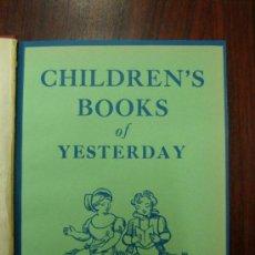 Libros antiguos: CHILDREN´S BOOKS YESTERDAY. 1933. THE STUDIO SPECIAL AUTUMN NUMBER. ENCUADERNADO.. Lote 32209455