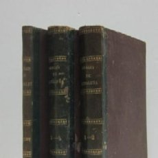 Libros antiguos: TRADUCCION AL CASTELLANO DE LOS USAGES Y DEMAS DERECHOS DE CATALUÑA - OBRA COMPLETA - AÑO 1864. Lote 32533432