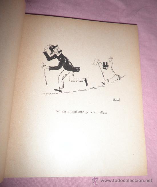 Libros antiguos: 50 NINOTS PER XAVIER NOGUES - 1º EDICION AÑO 1922 - DIBUJOS. - Foto 2 - 32557276