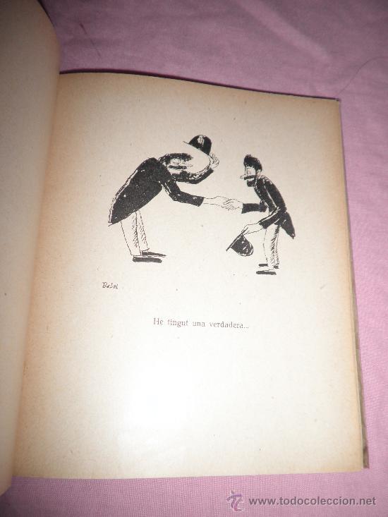 Libros antiguos: 50 NINOTS PER XAVIER NOGUES - 1º EDICION AÑO 1922 - DIBUJOS. - Foto 3 - 32557276