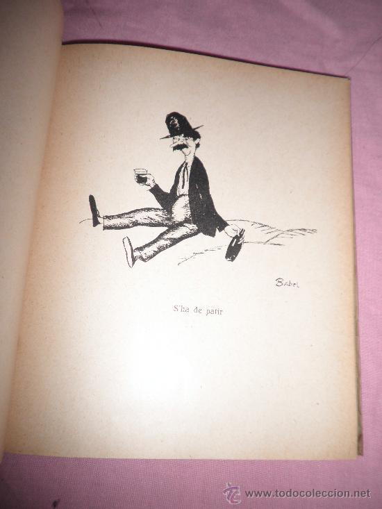 Libros antiguos: 50 NINOTS PER XAVIER NOGUES - 1º EDICION AÑO 1922 - DIBUJOS. - Foto 4 - 32557276