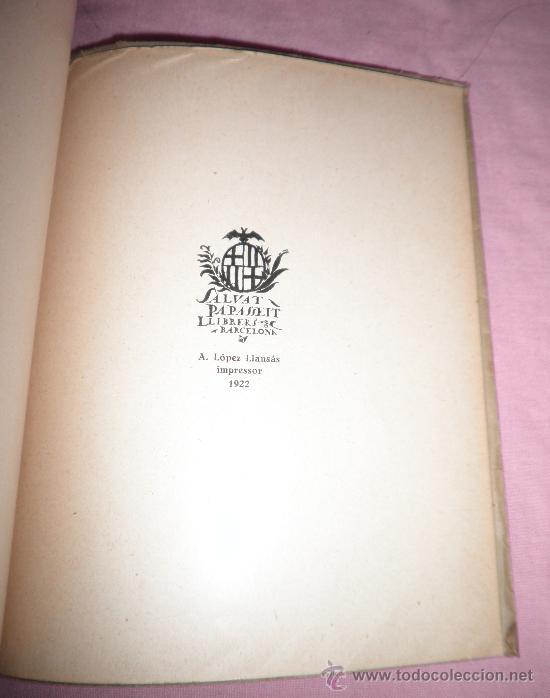 Libros antiguos: 50 NINOTS PER XAVIER NOGUES - 1º EDICION AÑO 1922 - DIBUJOS. - Foto 6 - 32557276