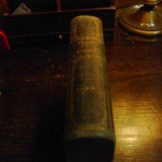 Libros antiguos: LECONS D'ALGEBRE. P.L. GIRODDE, HACHETTTE, 1854. Lote 32583509