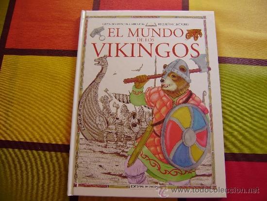 EL MUNDO DE LOS VIKINGOS (Libros Antiguos, Raros y Curiosos - Literatura Infantil y Juvenil - Otros)