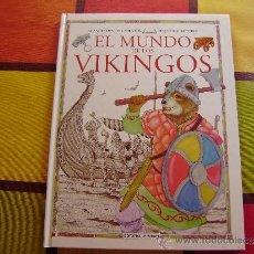 Libros antiguos: EL MUNDO DE LOS VIKINGOS. Lote 32592585