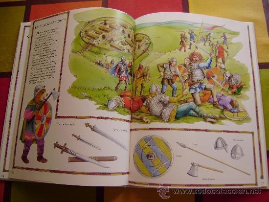 Libros antiguos: EL MUNDO DE LOS VIKINGOS - Foto 3 - 32592585