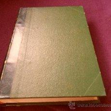 Libros antiguos: NUESTRO PROBLEMA: PRODUCIR. CARLOS URIBE ECHEVERRI. M. AGUILAR, EDITOR. MADRID. 1936. REENCUADERNADO. Lote 45579386