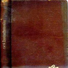 Libros antiguos: HERNÁNDEZ CATÁ : CUENTOS PASIONALES (VILLAVICENCIO, 1907). Lote 32708628