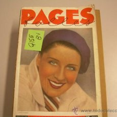 Libros antiguos: PAGES FOLLES NR 341934FRANCES8 €. Lote 32859534