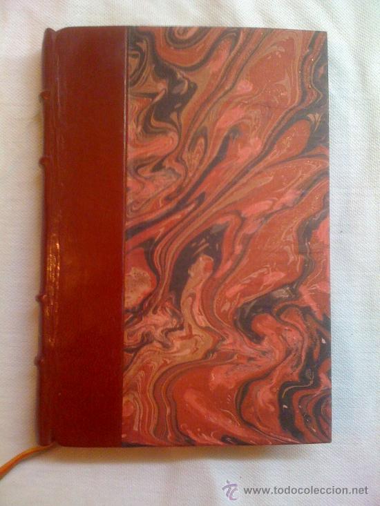 Libros antiguos: El cabaret, de Alejandro Arnoux. Calpe, 1921. Encuadernado en piel. - Foto 2 - 32824535
