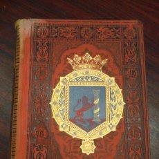 Libros antiguos: EXTREMADURA .- ESPAÑA SUS MONUMENTOS Y SUS ARTES, 1.887, CORTEZO. Lote 32830900