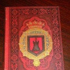 Libros antiguos: SORIA.- ESPAÑA SUS MONUMENTOS Y SUS ARTES, 1.889, CORTEZO. Lote 32835960
