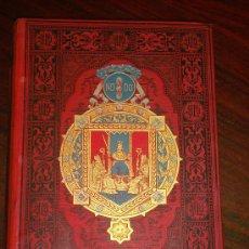 Libros antiguos: SEVILLA - CADIZ.- ESPAÑA SUS MONUMENTOS Y SUS ARTES, 1.884, CORTEZO . Lote 32836019