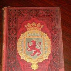 Libros antiguos: ASTURIAS-LEON.- ESPAÑA SUS MONUMENTOS Y SUS ARTES, 1.885, CORTEZO . Lote 32836038
