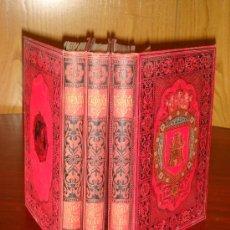 Libros antiguos: CASTILLA LA NUEVA.- ESPAÑA SUS MONUMENTOS Y SUS ARTES, 1.885-86, 3 VOLS., CORTEZO. Lote 32836150